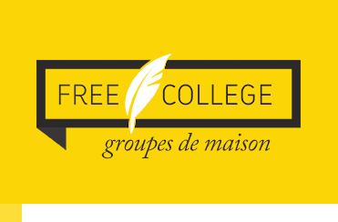 FREE COLLEGE groupes de maison