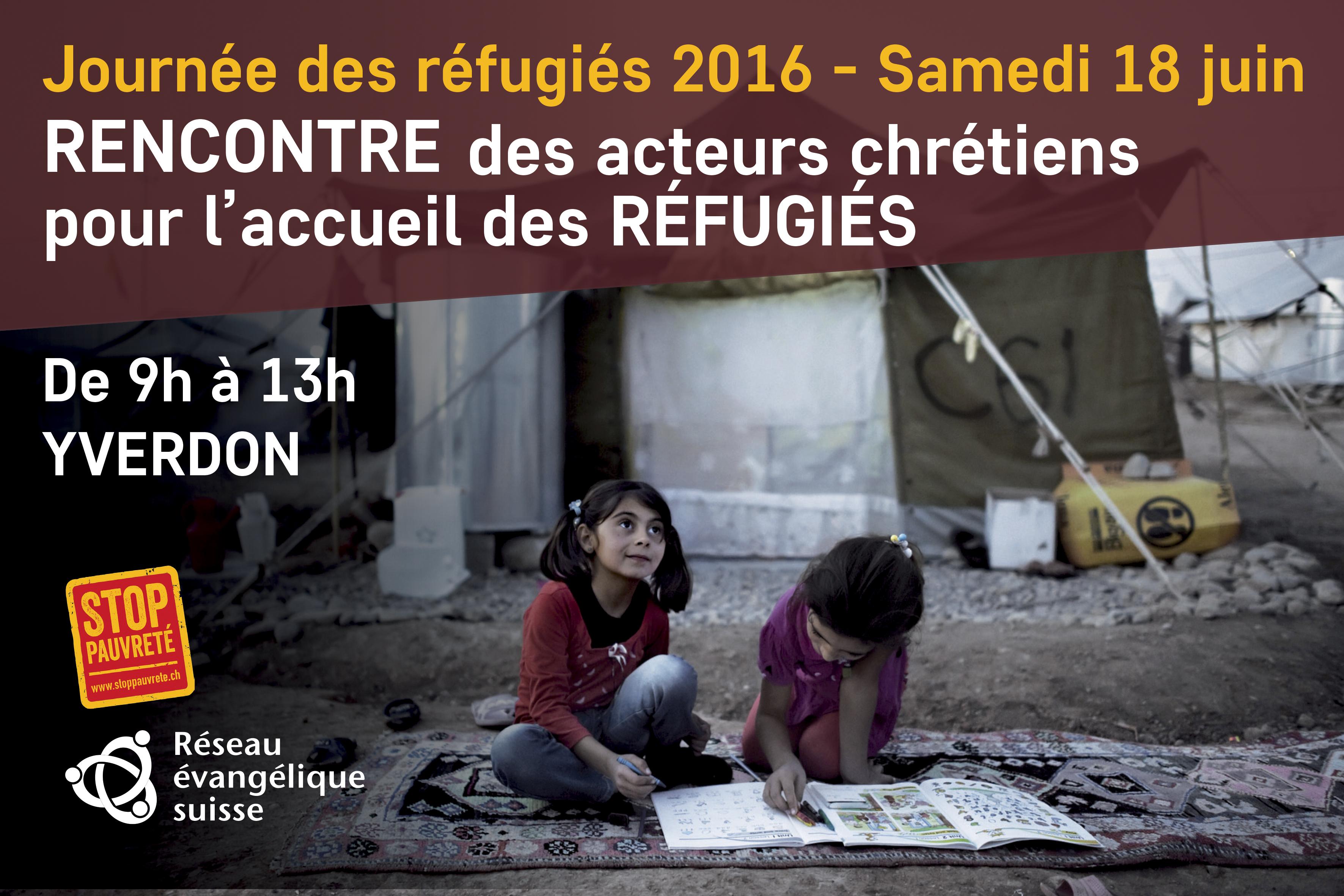 Journée des réfugiés