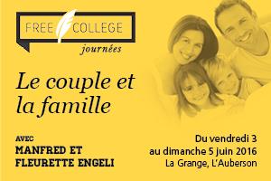 FREE COLLEGE - Engeli familles couple
