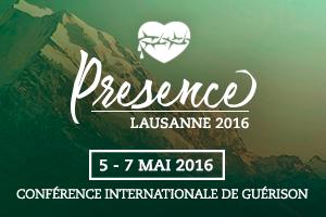 Présence Lausanne 2016