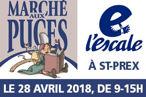 Marché aux puces 2018