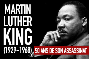 Martin Luther King 50 ans