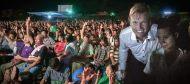 Jean-Luc Trachsel prêche l'Evangile à des dizaines de milliers de Birmans