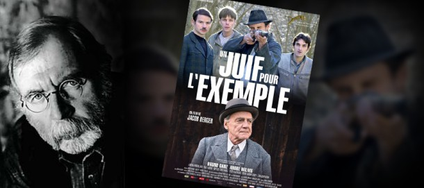 « Un Juif pour l'exemple » : interview de Jacques Chessex par Serge Carrel