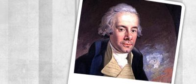 """William Wilberforce (1759-1833) : un combat contre l'esclavage"" par Gabrielle Desarzens"