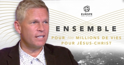 Ciel ! Mon info : Jean-Luc Traschsel présente «Europe Shall Be Saved»