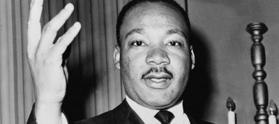 """50 ans après son assassinat : Martin Luther King ou le courage d'aimer contre vents et marées"" par Serge Carrel"